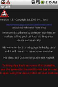 NoStalk V1.3