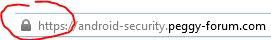 Firefox Adresszeile
